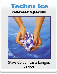 Techni Ice 6-Sheet Special